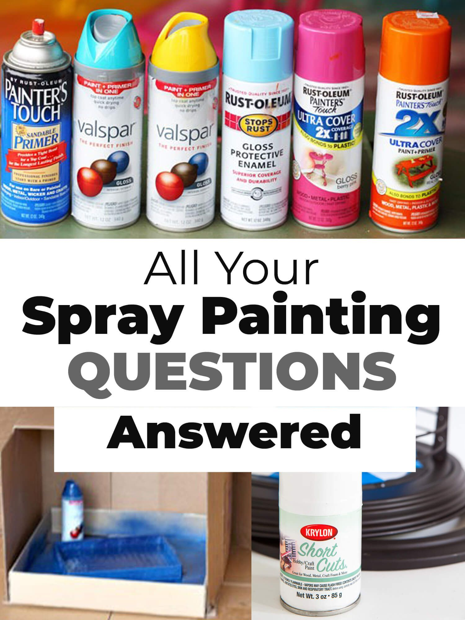 How To Get Spray Paint Out Of Your Hair