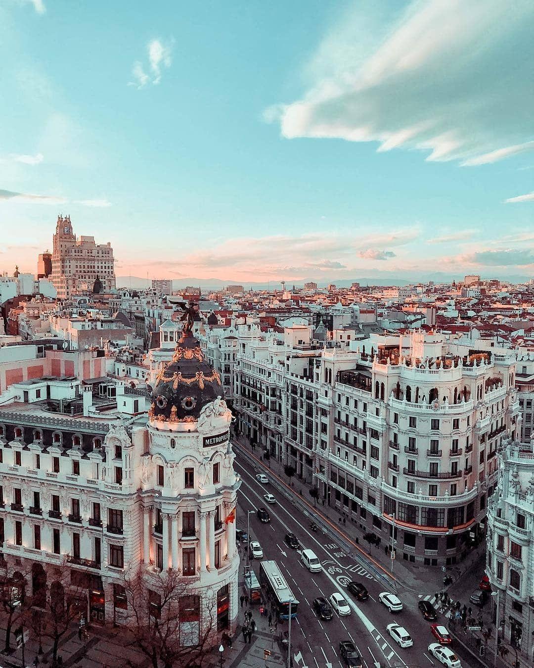 Madrid Spain Spain Travel Spain Photography Travel Aesthetic