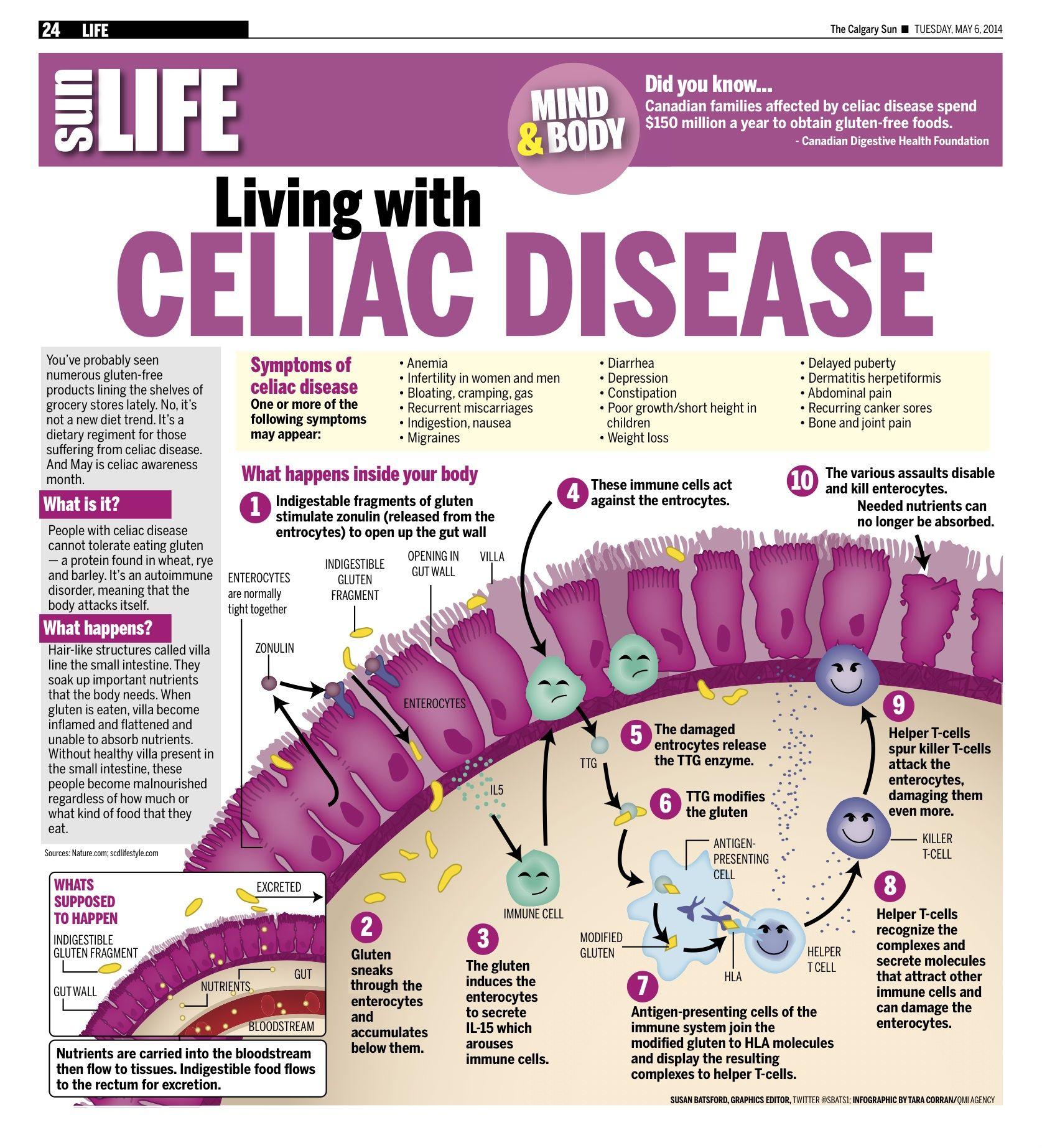 Pin by Chef Janet GlutenFree on Celiac Awareness Day ...