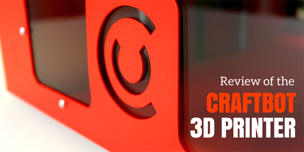 24++ Craftbot 3d printer reviews information