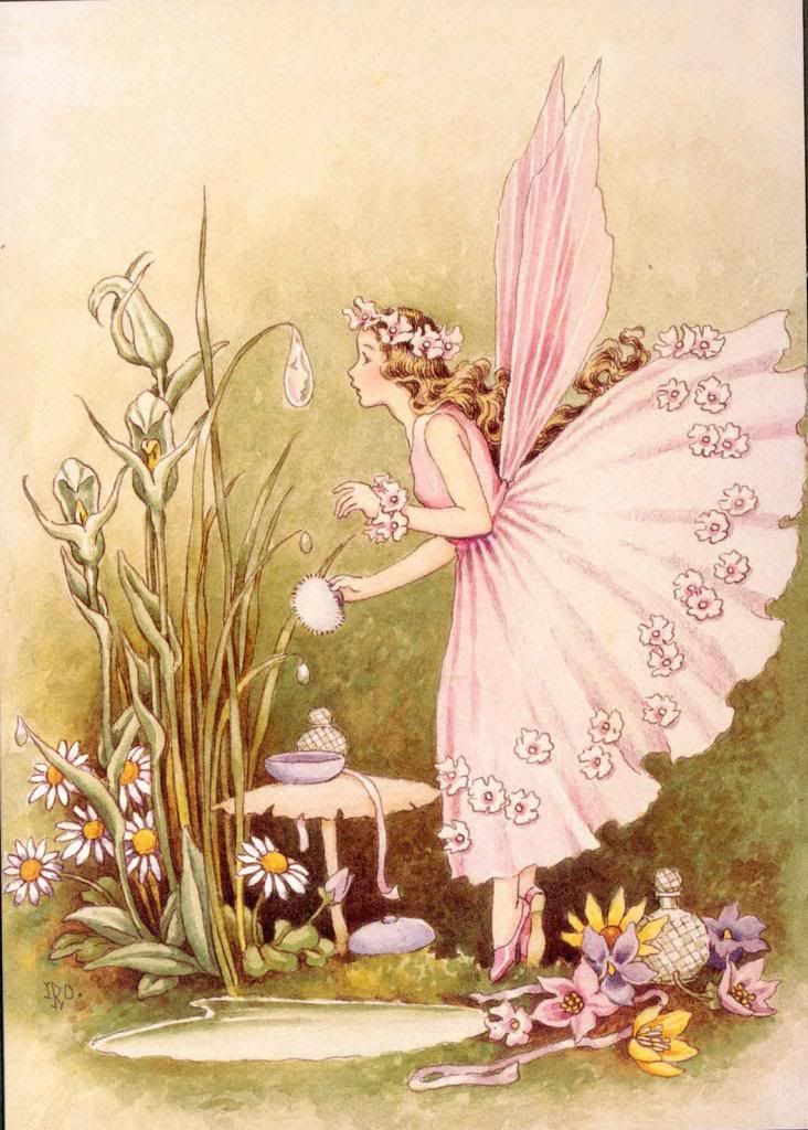 Ida Sherbourne Rentoul Outhwaite (1888-1960) was an Australian illustrator of children's books known for her beautifully magical elves and fairies. Description from pinterest.com. I searched for this on bing.com/images