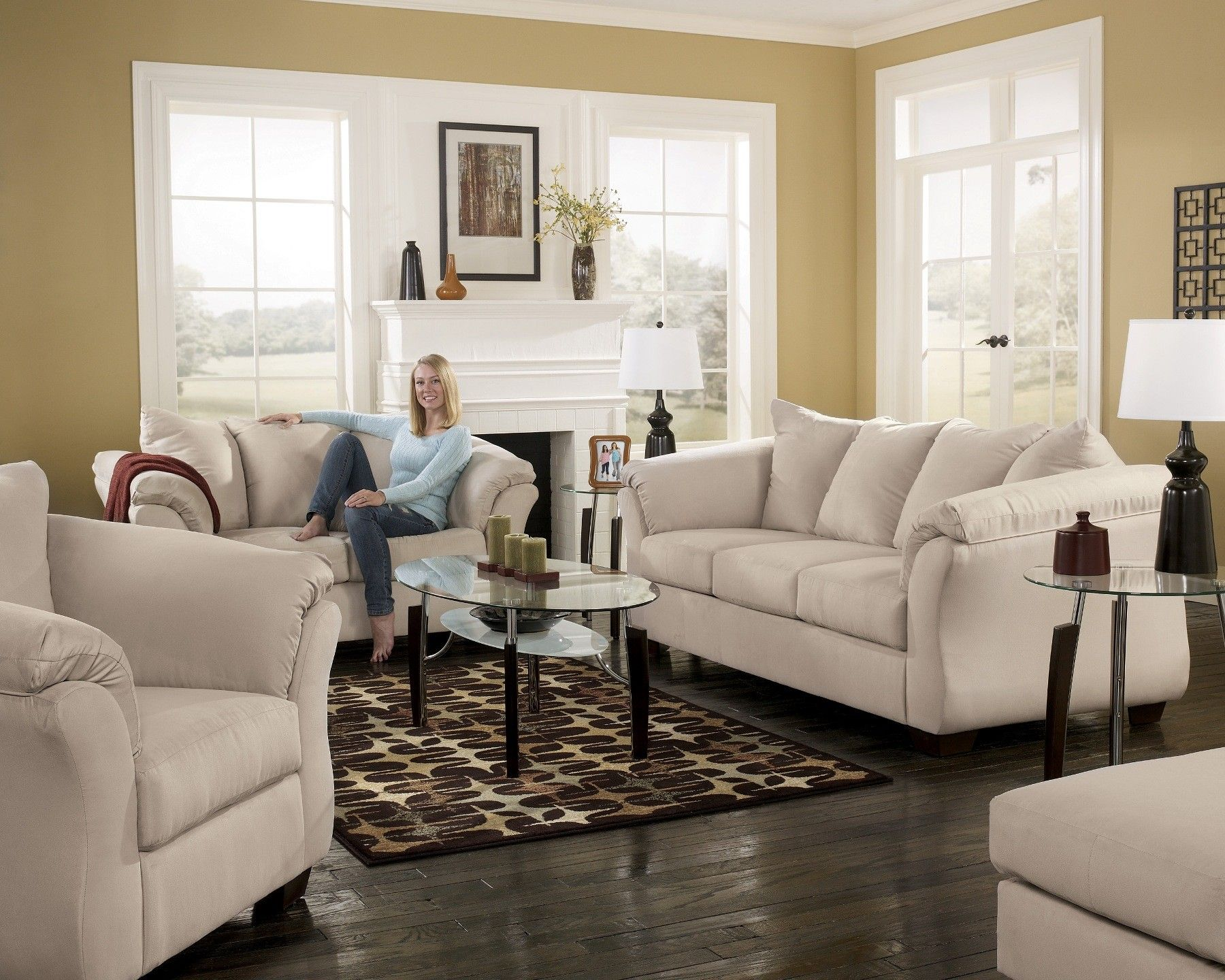 5 Ways To Add Luxurious Appeal To Your Living Room Living Room