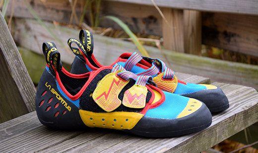 Tested: La Sportiva Oxygym Climbing Shoe