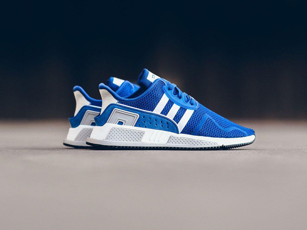 4f38d13558b Pokazywałem Wam już buty adidas EQT Cushion ADV w wersji Camo. Teraz adidas  Originals wrzuca na sklepowe półki wariant nazwany Royal Blue.