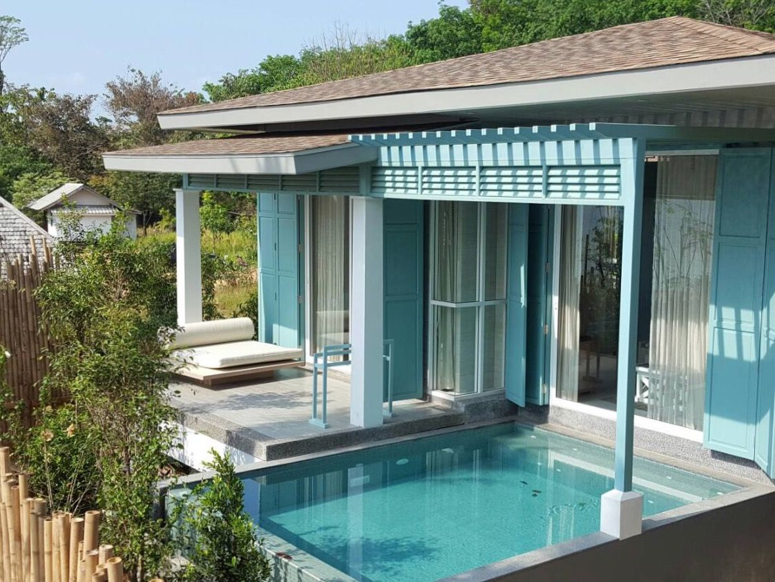 A Pool Villa At Cape Kudu Hotel