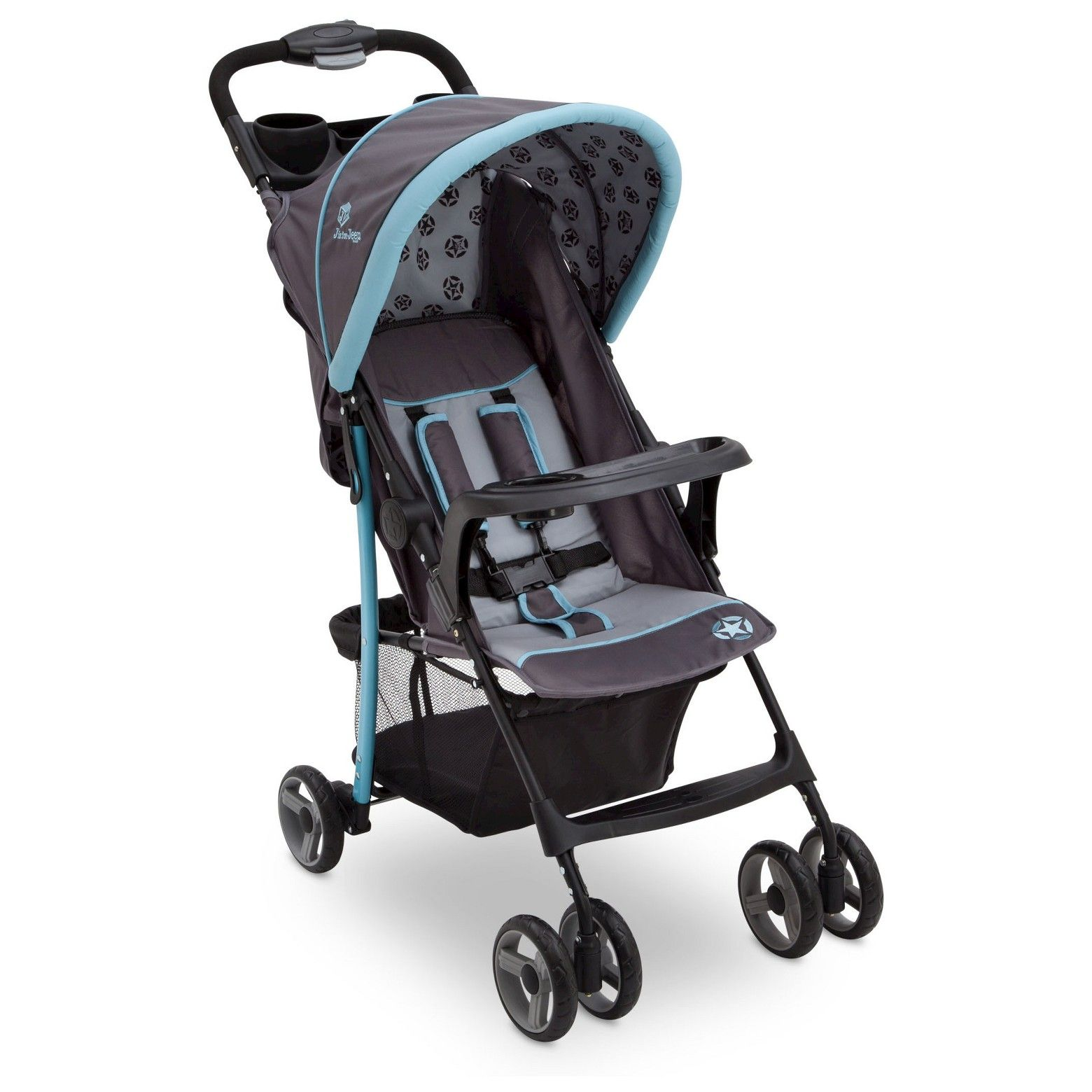 Ready for anything, the J is for Jeep Brand Metro Stroller