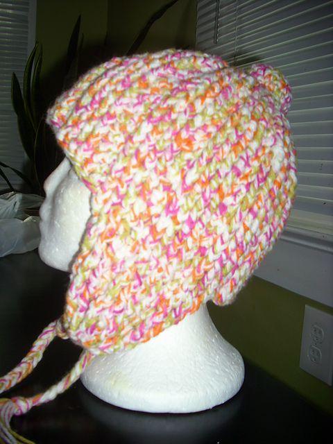 Ravelry Crochet Cable Cap Adult Pattern By Teresa Richardson