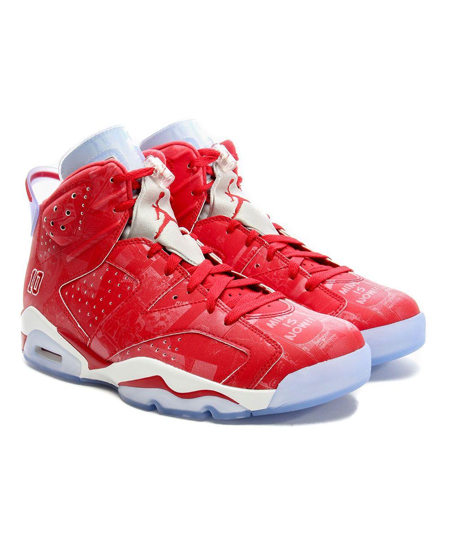 9063f9faf24 100% Authentic 717302-600 Air Jordan 6 Slam Dunk 2014