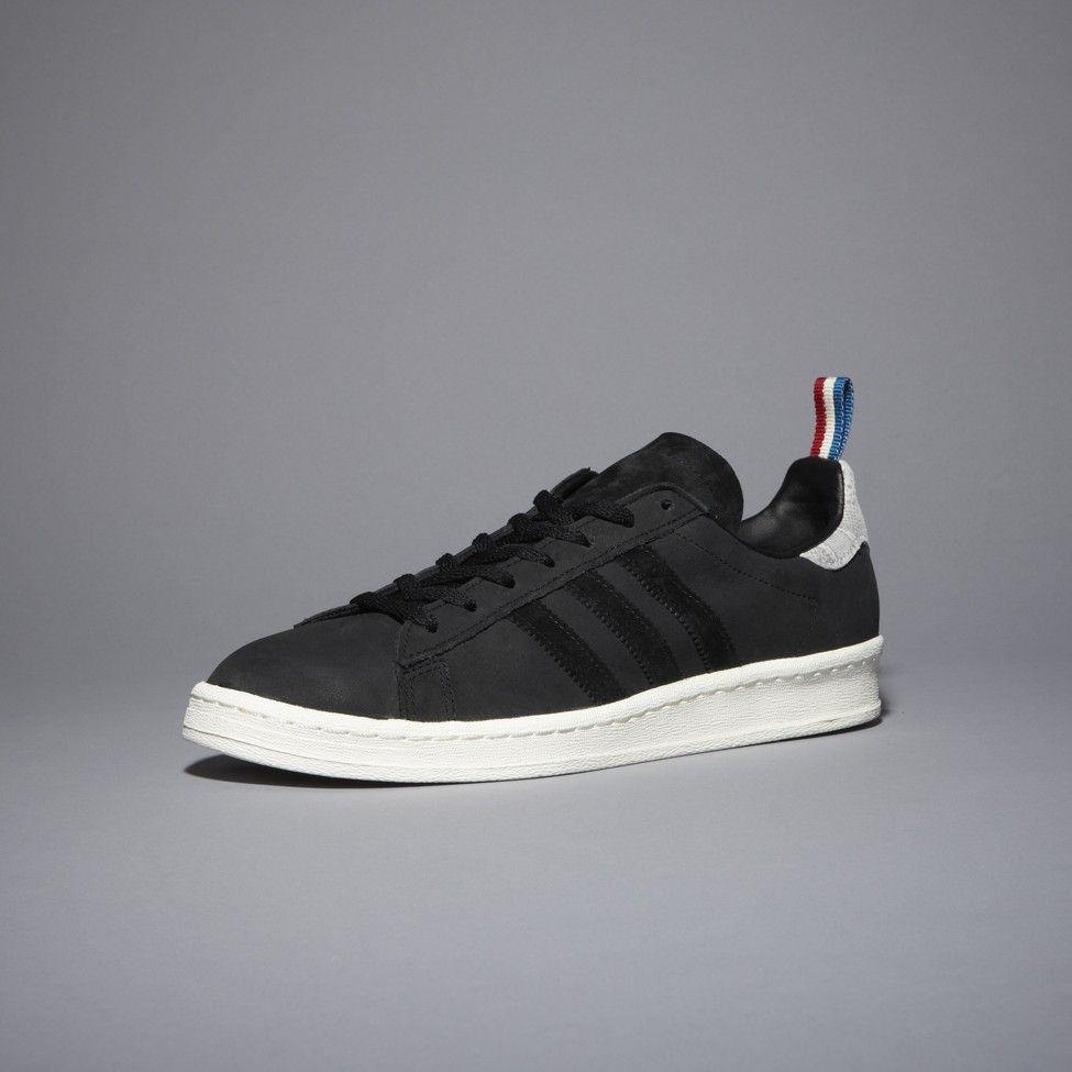 pas cher pour réduction bcd85 1b0dc Adidas Campus 80 Snakeskin Black | DETAILS | Adidas, Adidas ...