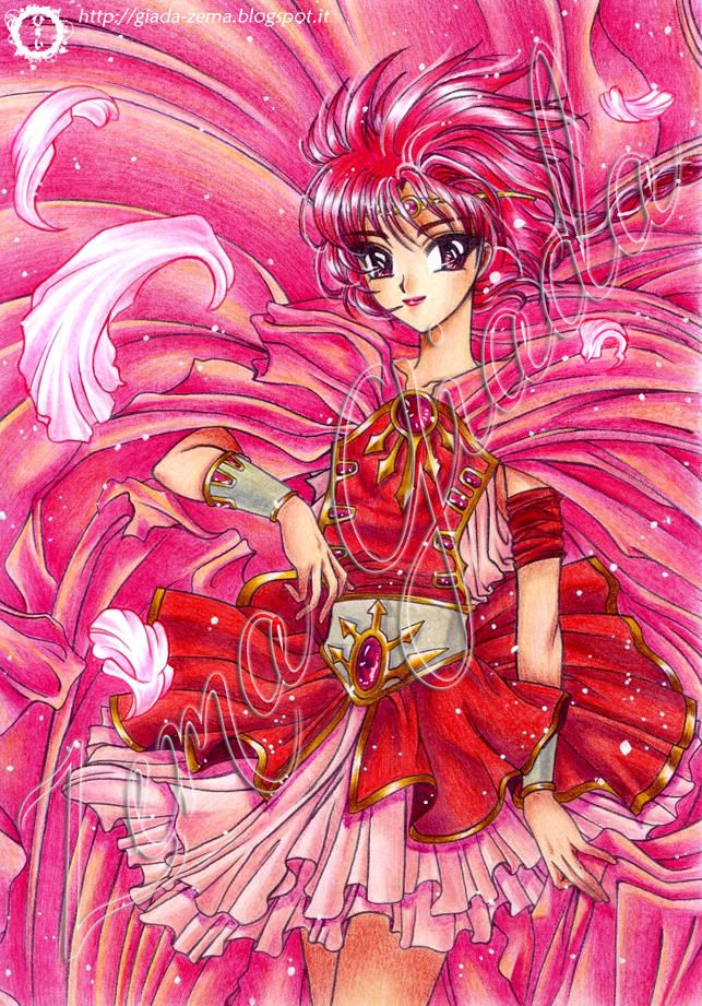 Hikaru RAYEARTH by hisui1986 (With images) Magic knight