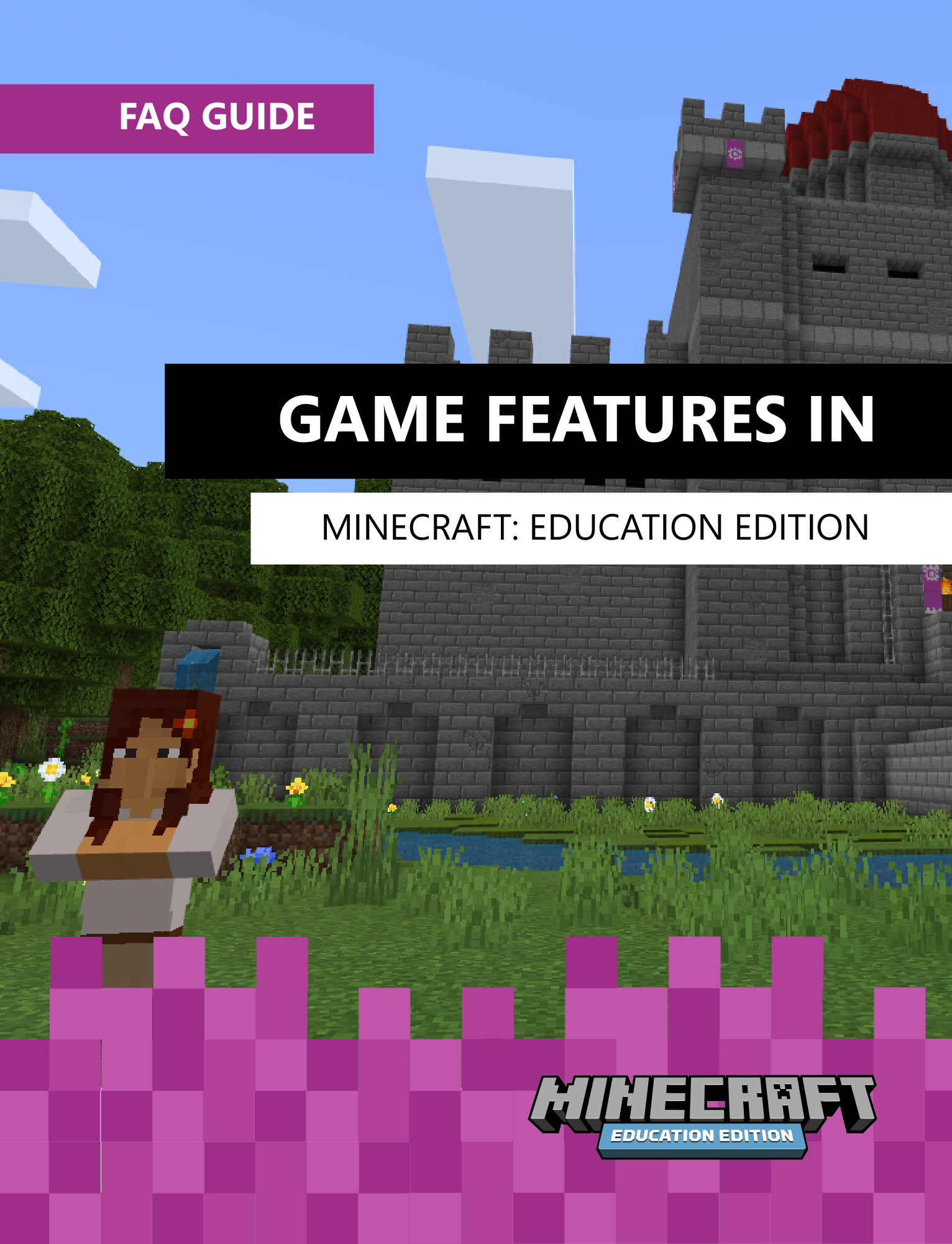 Faq Game Features In Minecraft Education Edition Education Gamification What Is Classroom