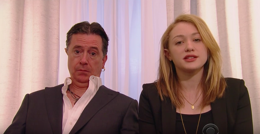 Watch Stephen Colbert Apologize to Australia for Johnny Depp...: Watch Stephen Colbert Apologize to Australia for Johnny Depp… #AmberHeard