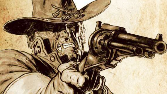 He also brings a nice change of scenery for a comic book character, you don't find many in the old west and that where most of Hex's best stories take place. Description from thegalactusagenda.wordpress.com. I searched for this on bing.com/images