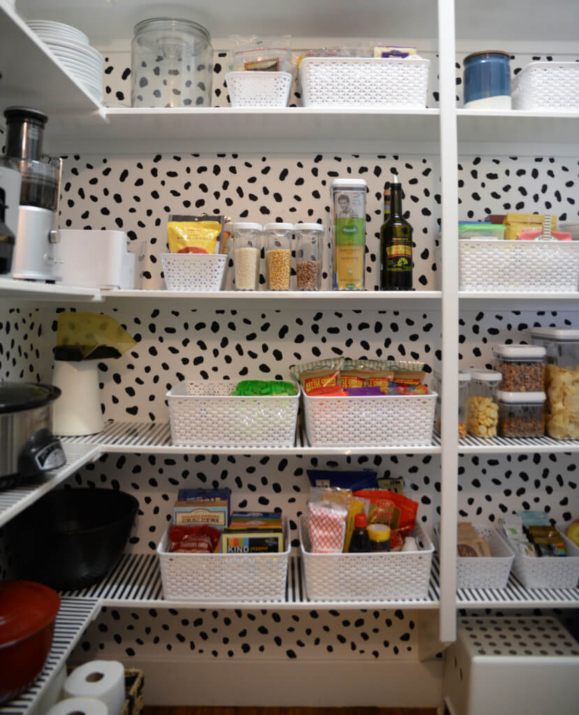 24 Best Pantry Shelving Ideas and Designs for 2019 #pantryshelving