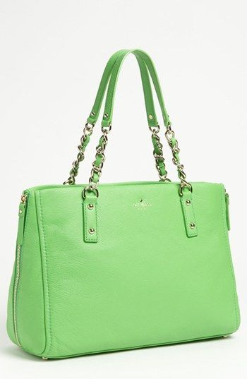 Cute work purse + laptop  kate spade new york 'andee - cobble hill' tote, large available at #Nordstrom