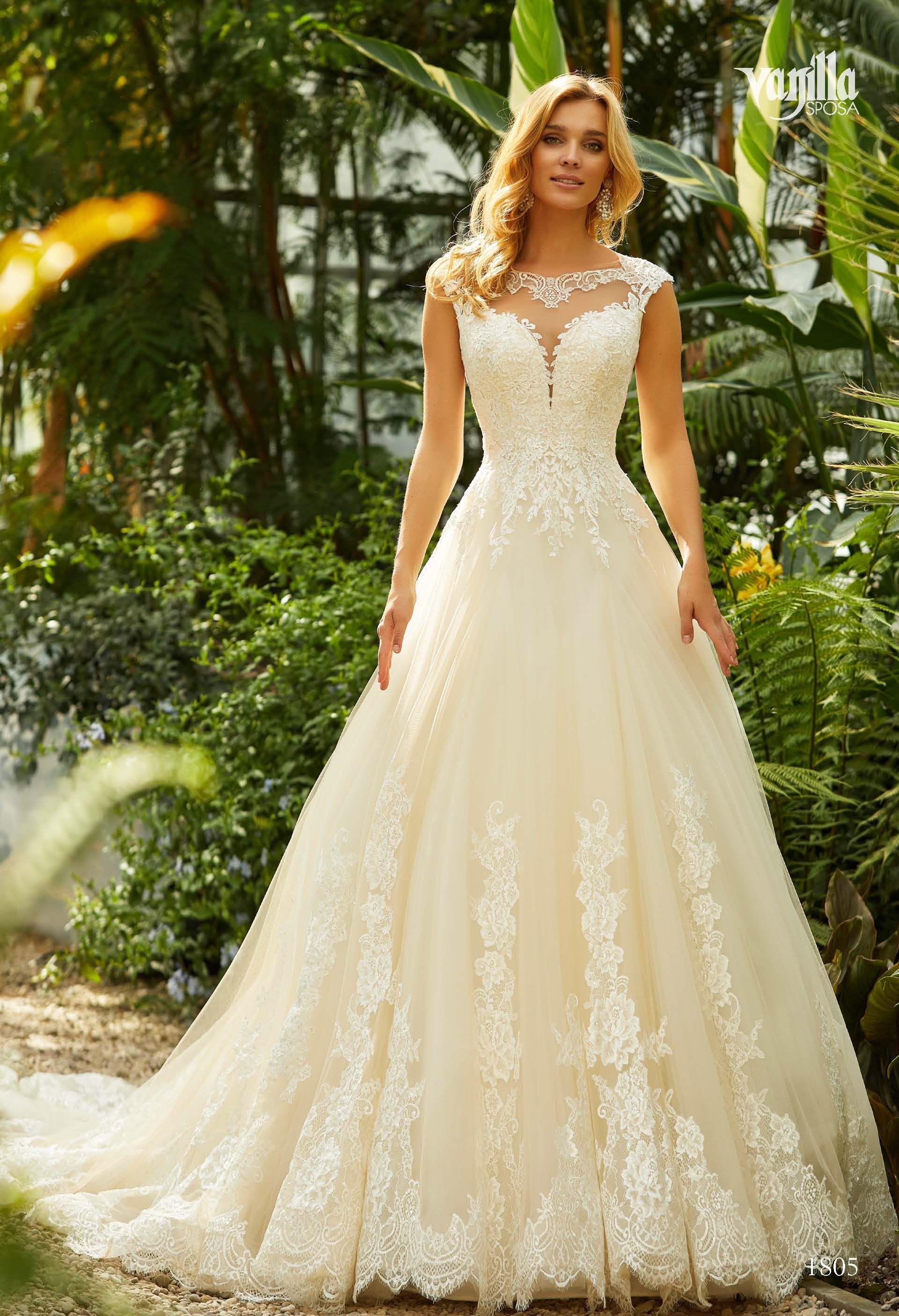 Pin von Kris De Anda auf Wedding dresss in 2020 | Kleider ...