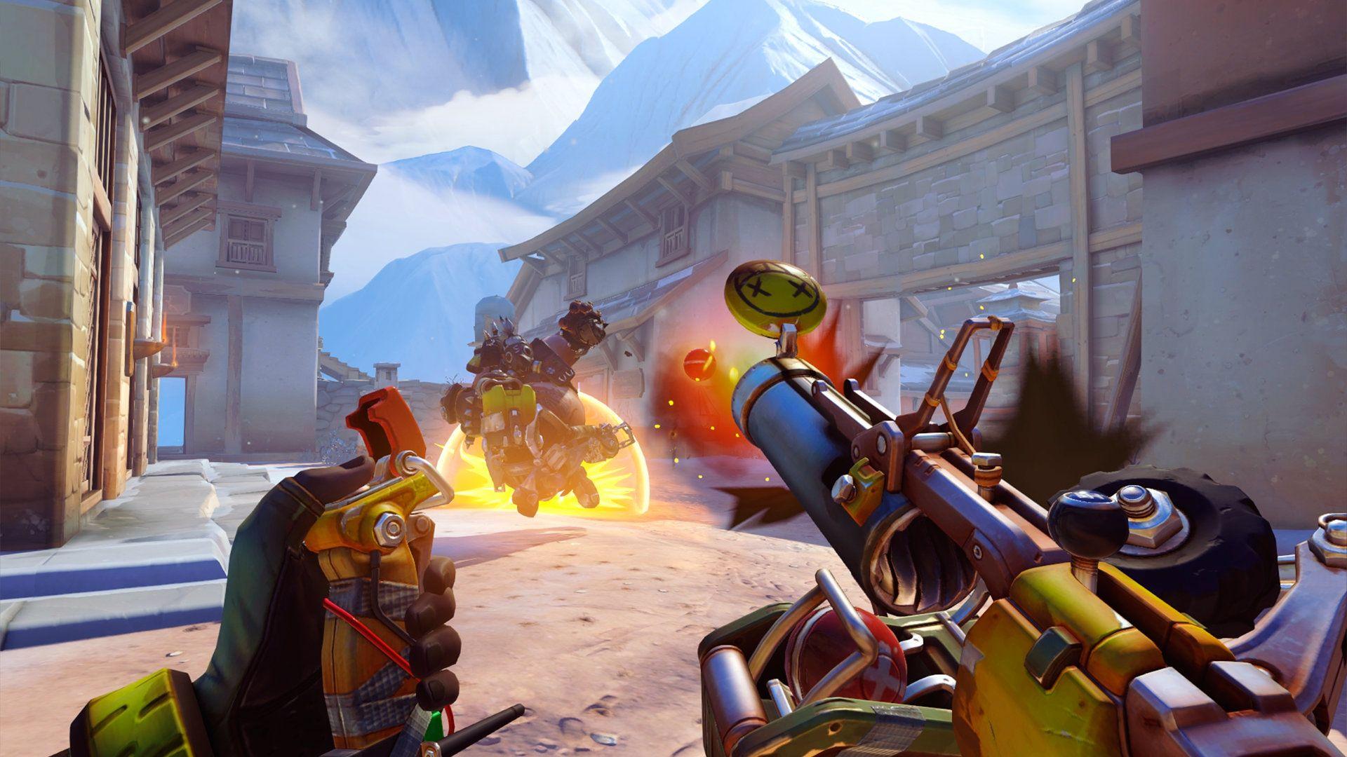 Overwatch Game Review Overwatch, Overwatch world