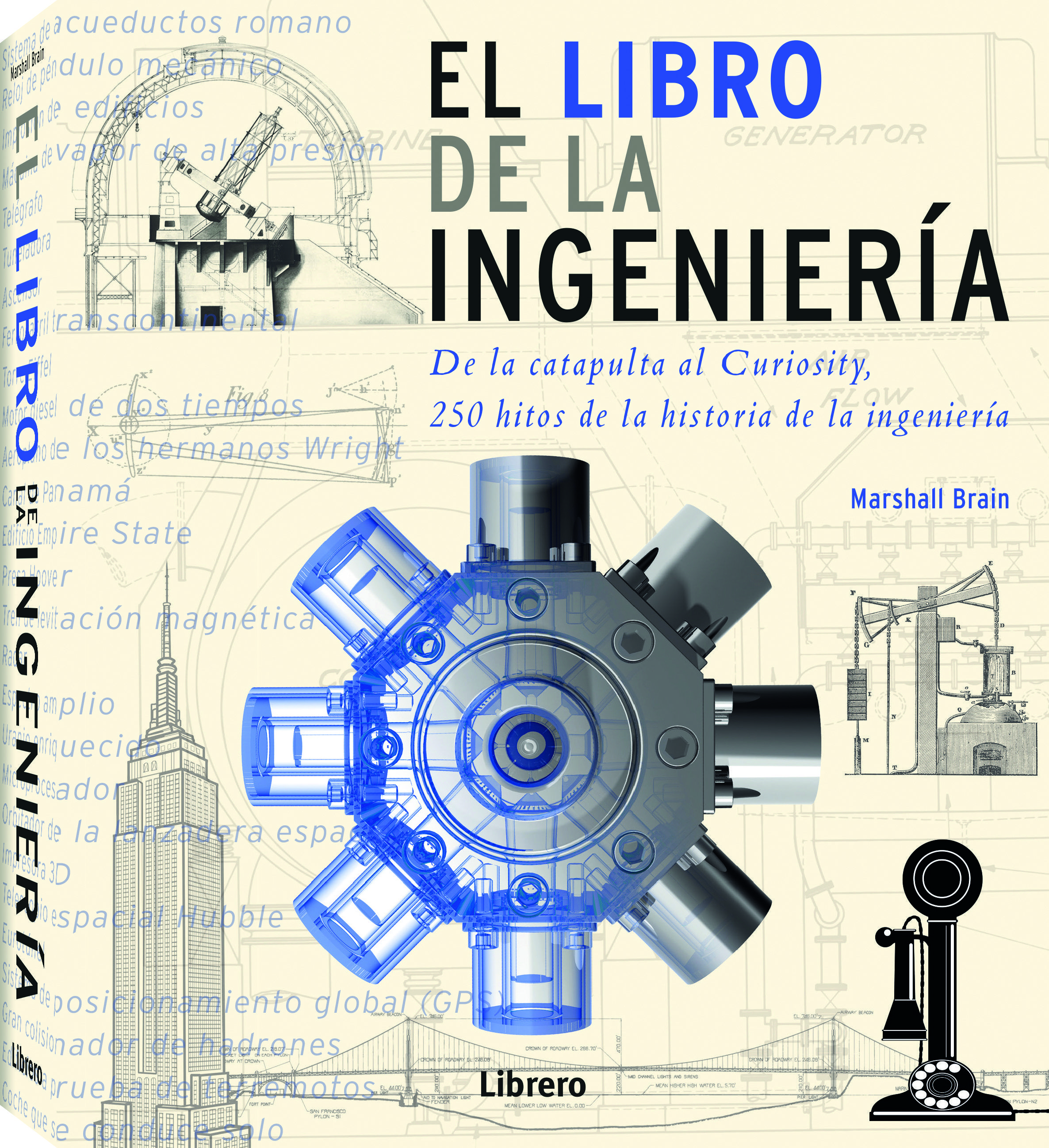 """""""El libro de la ingeniería"""" de Marshall Brain Este libro"""