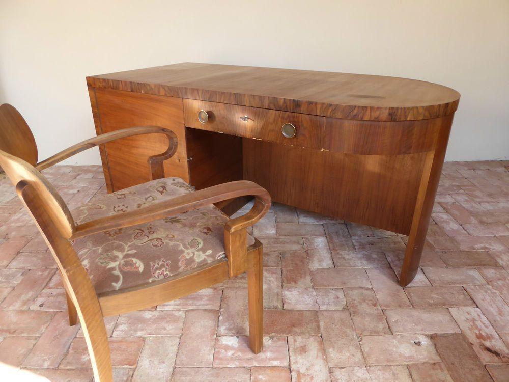 Art Deco Schreibtisch Desk Bauhaus Mdw Ruscheweyh Greif Werke