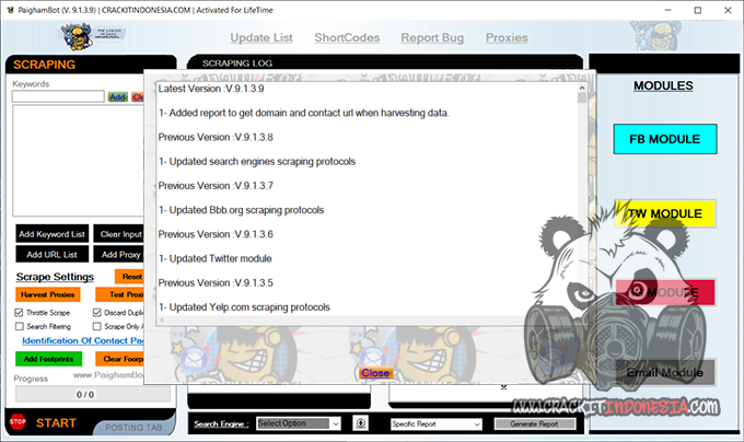 Paigham Bot V9 1 4 0 Cracked Lifetime Activated Di 2020