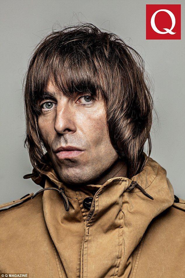 Liam Gallagher Reveals Girlfriend Debbie Gwyther Saved Him Styl