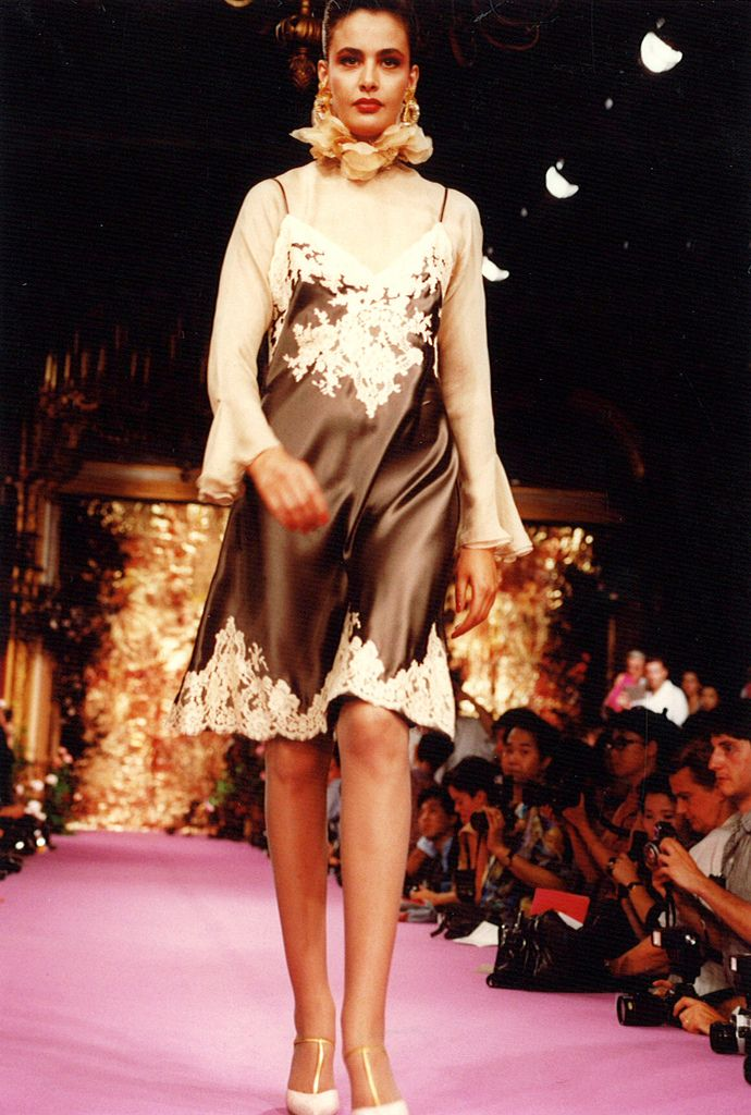 Christian Lacroix Haute Couture Fall-Winter 1989 | by Christian_Lacroix