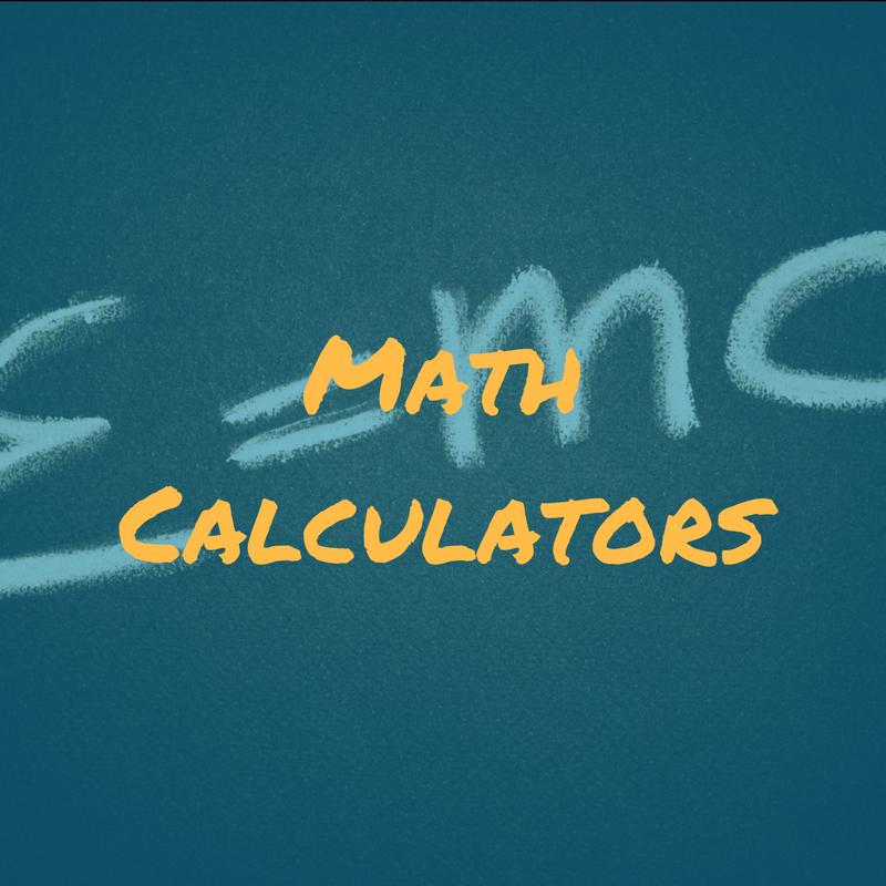Online Math Calculators That Show And Explain Their Work Math Teaching Fractions Math Addition