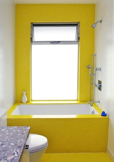 Awesome Obsessed With Yellow U2013 19 Eye Catching Ideas | Rubber Ducky Bathroom,  Interiors And Yellow Bathrooms