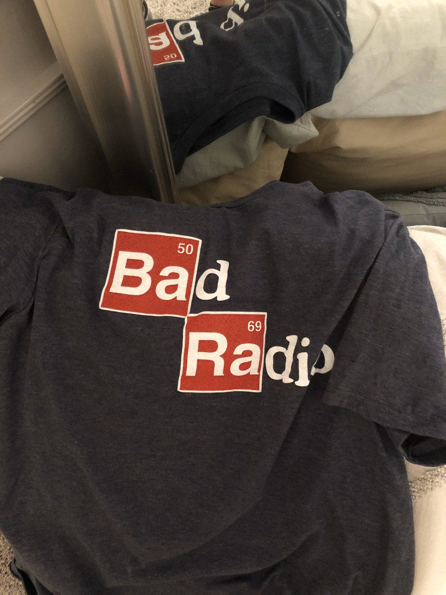 T shirt in 2020 T shirt, Radio station, Shirts