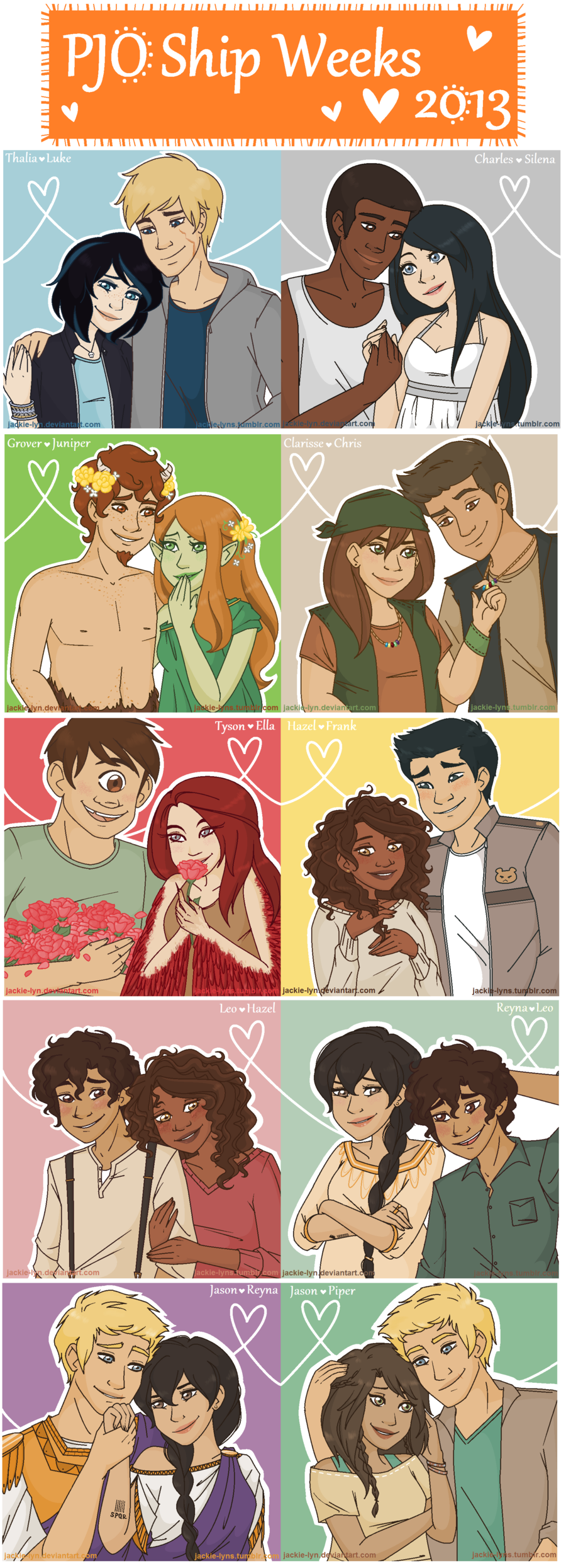 PJO Ship Weeks by Jackie-lyn.deviantart.com on @deviantART