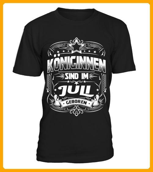Kniginnen Geburtstag Juli - Geburtstag shirts (*Partner-Link)