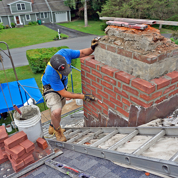 Tuckpointing Service Chimney Professionals Chimney Repair In 2020 Masonry Brick Repair Repair