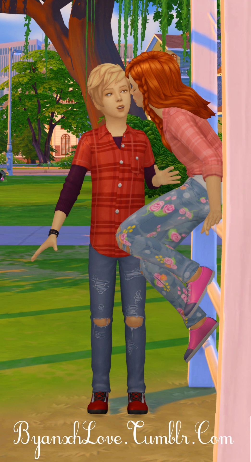 mod the sims pose player