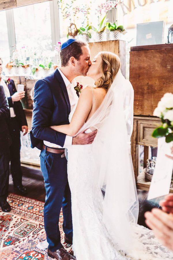 Jewish Wedding Celebration With Zak Missy The Grounds Of Alexandria Sydney Australia