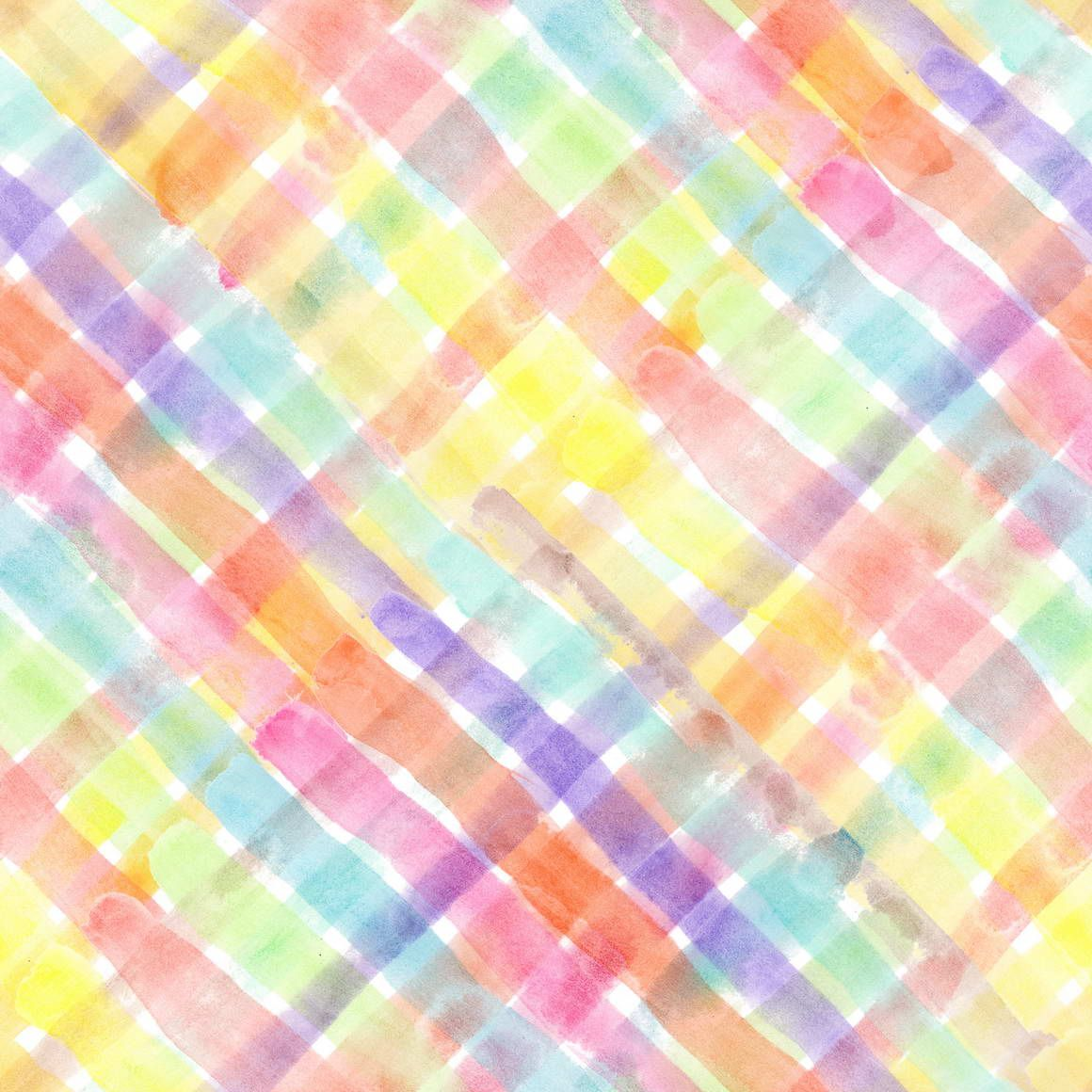 3 Rainbow Watercolor Patterns Watercolor Pattern Pattern