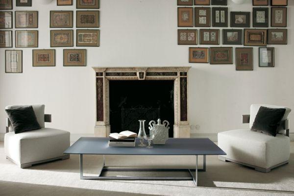 20 Wohnideen für Ihr Wohnzimmer \u2013 Couchtisch Design aus Italien - wohnideen und lifestyle