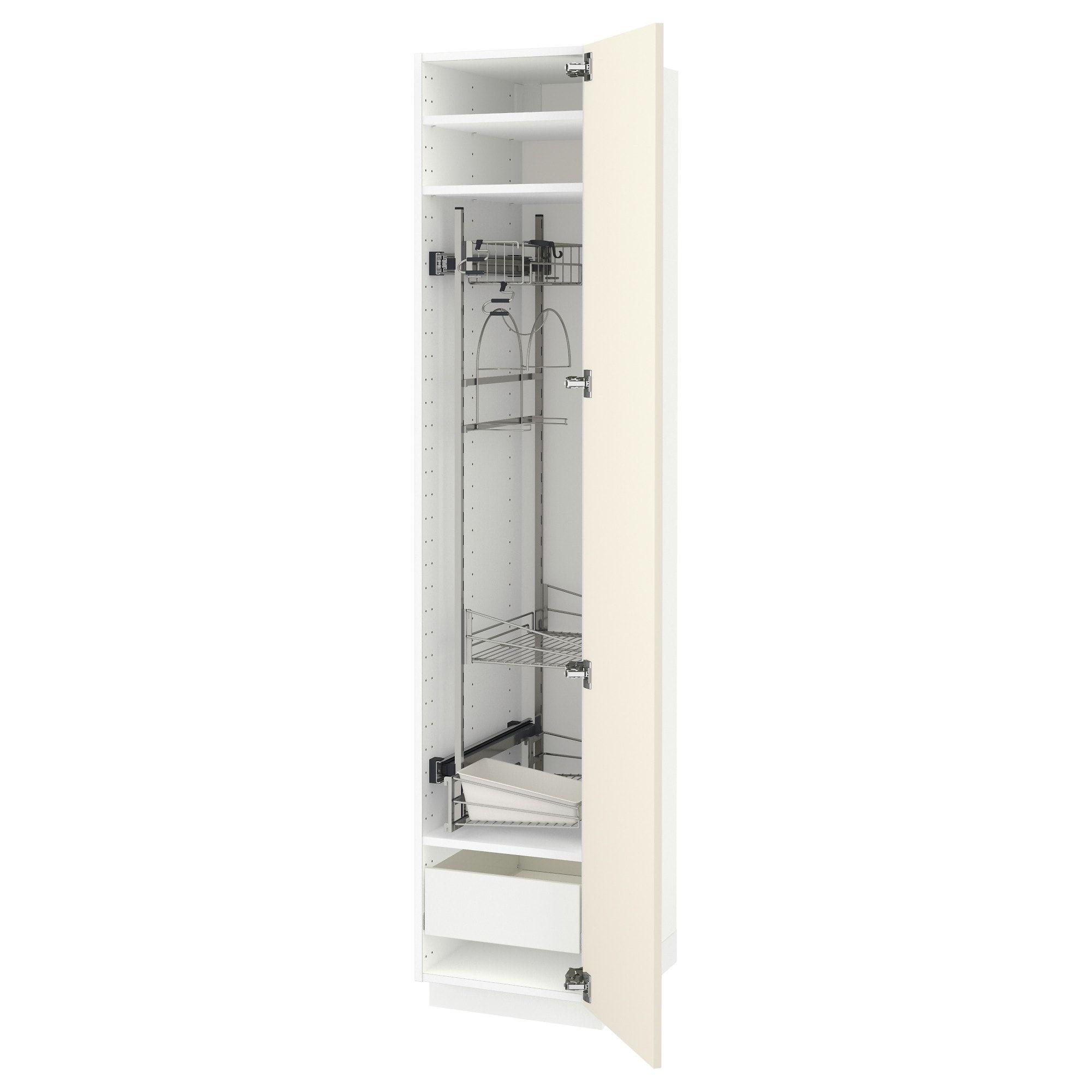 Ikea Metod Forvara Elt Haut Et Rangt Prod Entr Blanc