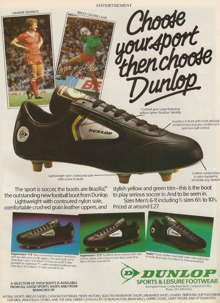 99c8c380a Dunlop Brazilia Soccer Boots