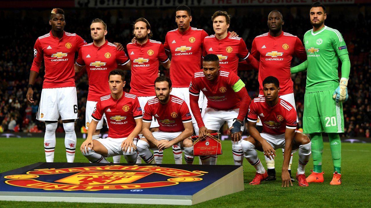 See Man Utd Home Kit For Next Season 2018 19 Campaign Manchester United Team Manchester United Manchester United Football Club