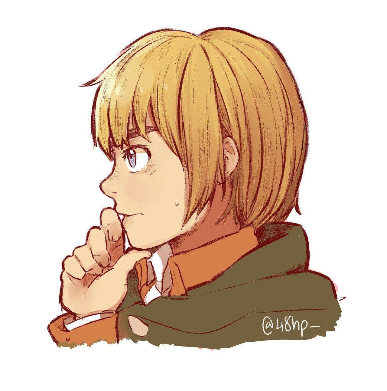 Pin on Armin Arlert ️