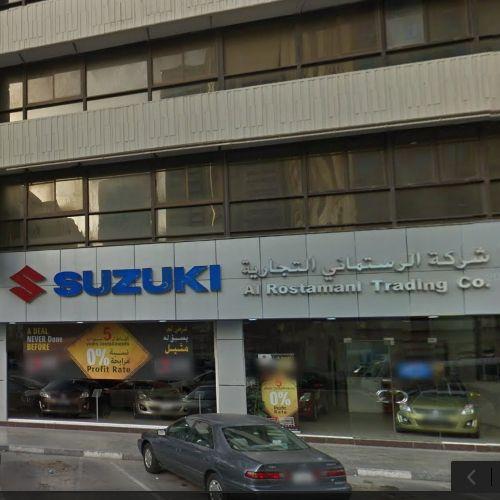 Suzuki Showroom , Cars