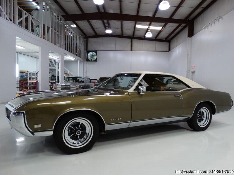 DANIEL SCHMITT & CO. PRESENTS: 1969 Buick Riviera - Visit www.schmitt.com or call 314-291-7000 for more details!