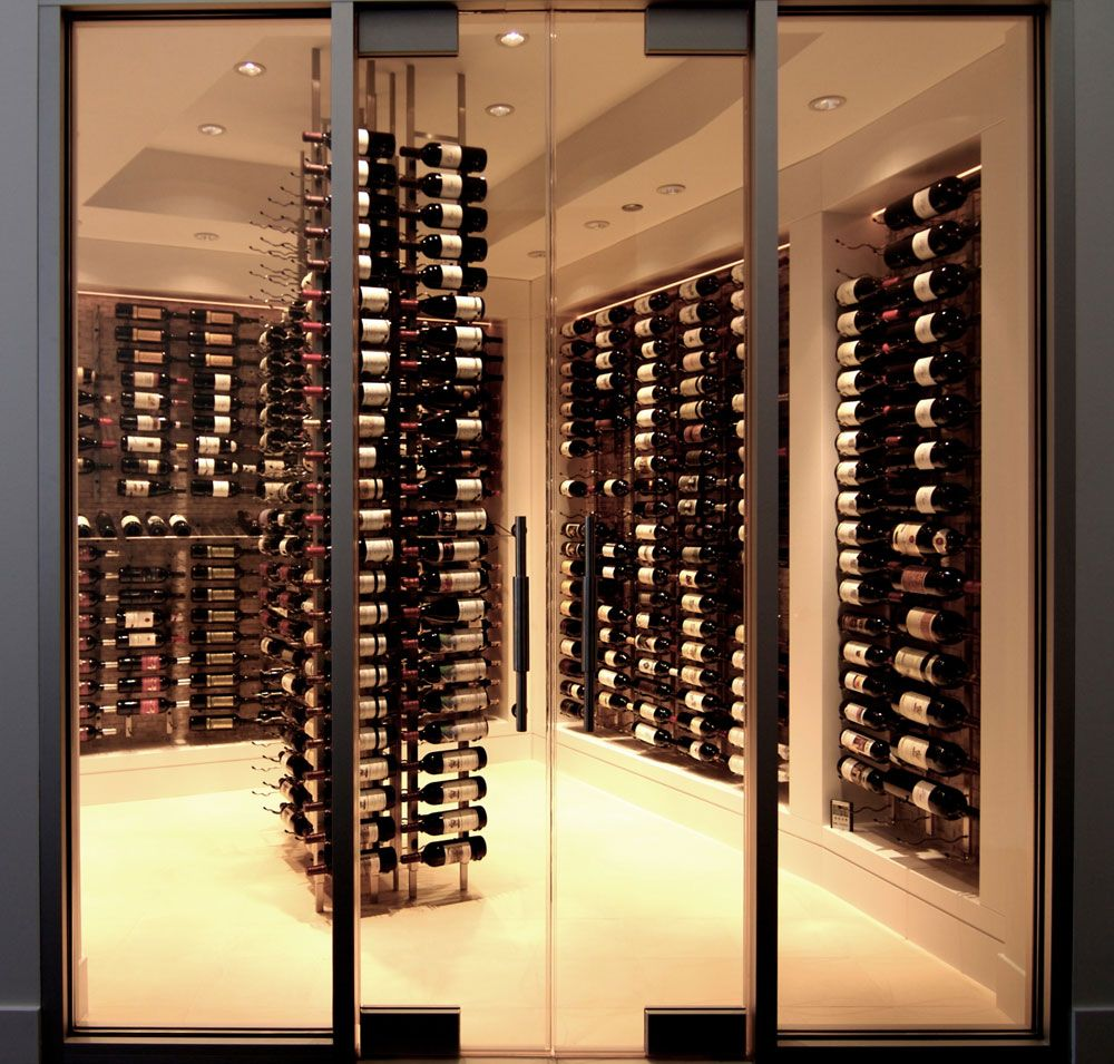 Wine Room Design Ideas Part - 30: Wine Cellar Design Ideas (13)