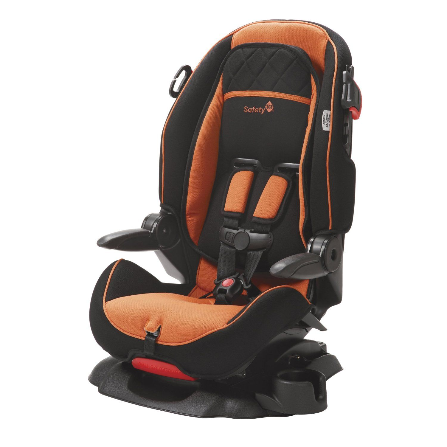 Child Safety Booster Car Seats, Safety 1st Summit Deluxe High Back