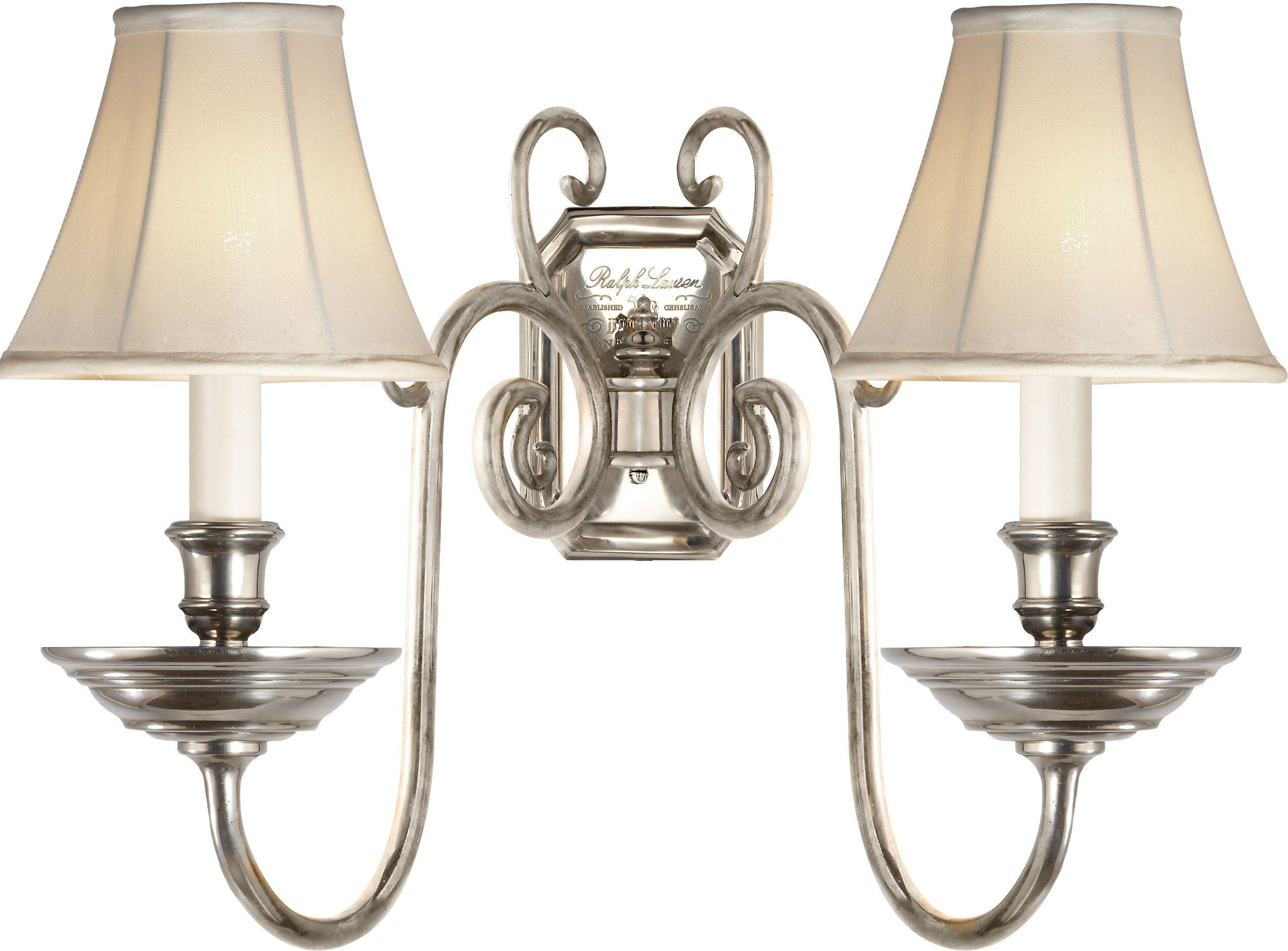 Buy LILLIANNE DOUBLE SCONCE by Ralph Lauren Home - Made-to-Order ...