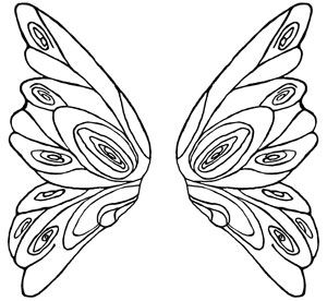 Fairy Wings | Fairy, Butterfly and Shrinky dinks