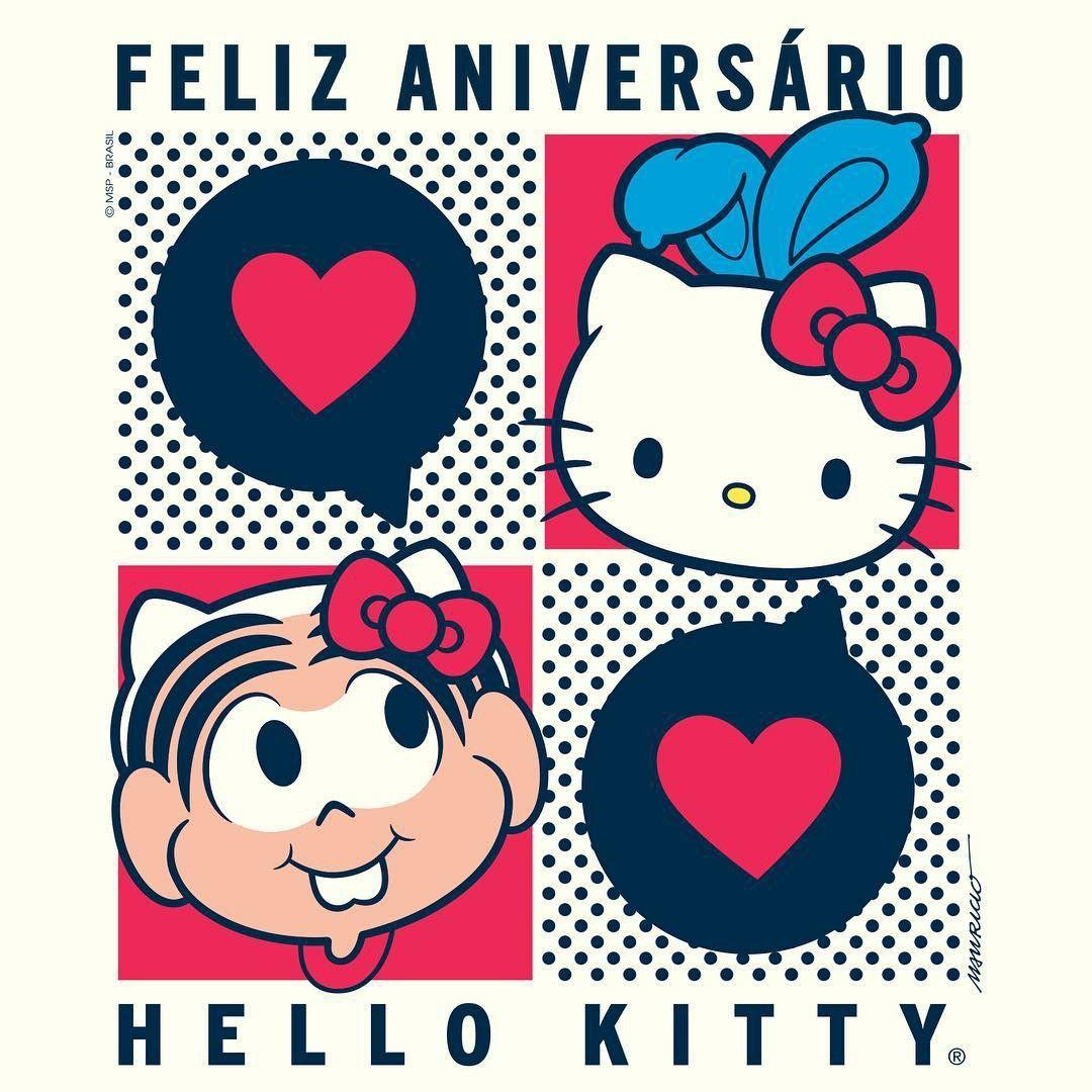 Feliz Aniversario Hello Kitty Hello Kitty Hello Kitty Vans Volgers