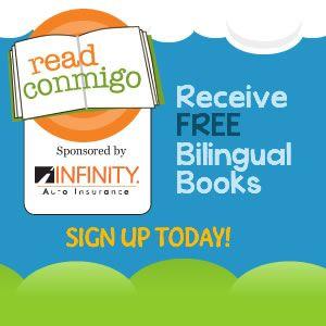 Read Conmigo: a free website where teachers can get bilingual books for Spanish/ ELL/ bilingual elementary children