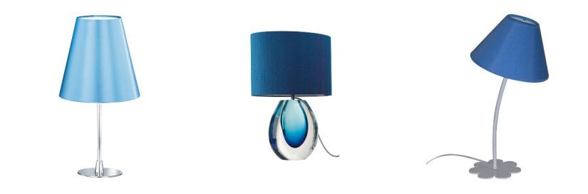 19 Terrific Lampe De Chevet Bleu Photograph