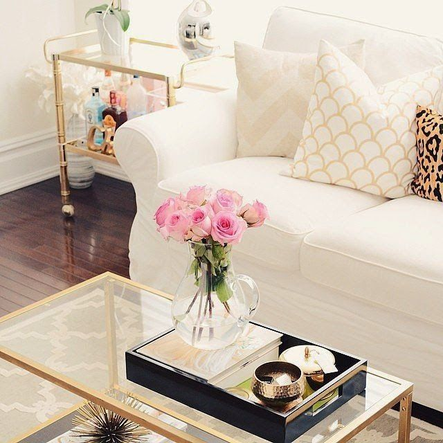 Tray Table Decor Ideas Impressive 20 Super Modern Living Room Coffee Table Decor Ideas That Will Design Inspiration